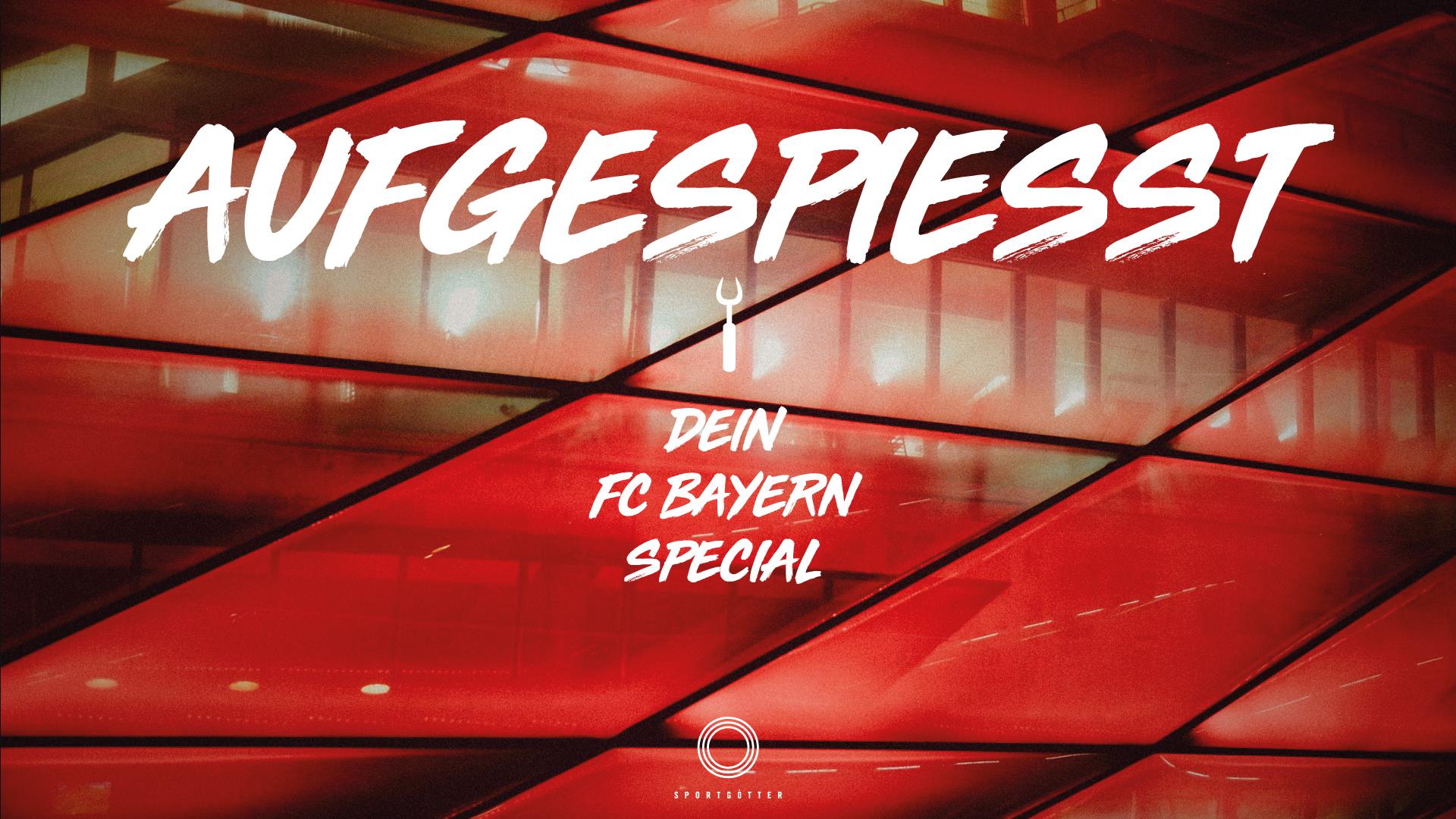 FC Bayern Fußball-Bundesliga-Special